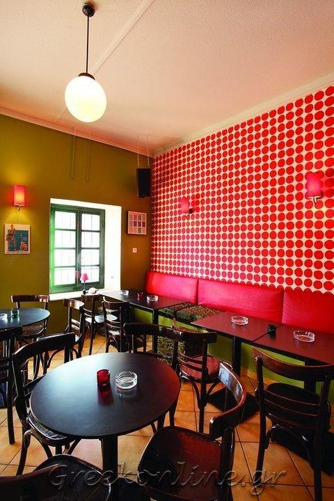 CAFE – COCKTAIL BAR ΒΑΘΥ ΙΘΑΚΗΣ  «MYLOS LA CREPERIE»  ΚΑΡΑΝΤΖΗΣ ΝΙΚΟΛΑΟΣ